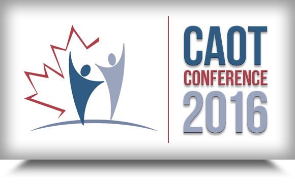 We will be at CAOT 2016!